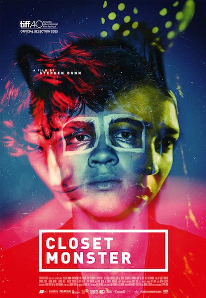 Closet Monster - affiche