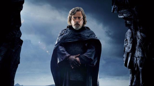 Luke Skywalker - Star Wars Les Derniers Jedi