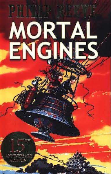 Mortal Engines - livre