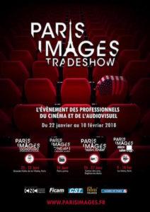 Paris Images Tradeshow 2018 - affiche