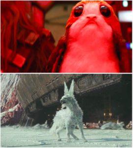 Porg - Vulptex - Star Wars 8