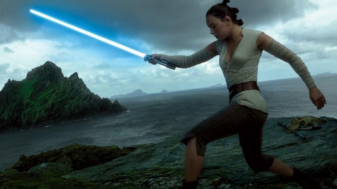 Rey - Star Wars Les Derniers Jedi