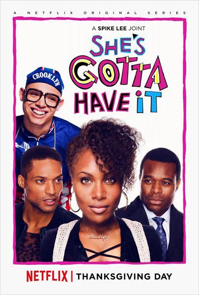 Shes gotta have it - affiche