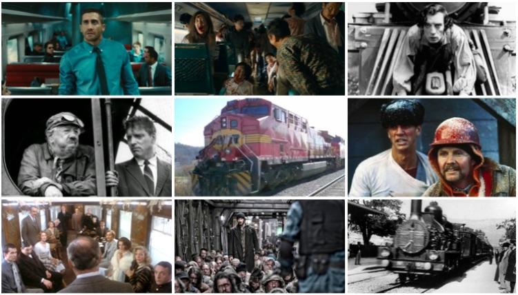 Des films d'amour où ils se rencontrent dans un train - Les Bridgets
