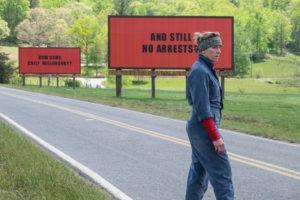 3 Billboards les panneaux de la vengeance