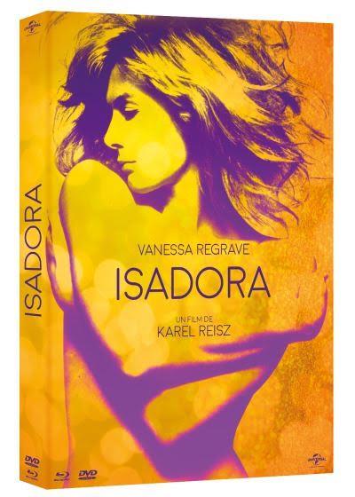 Isadora - jaquette