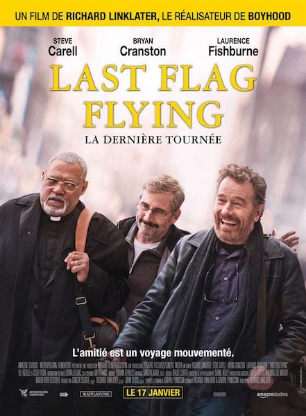 Last Flag Flying - affiche
