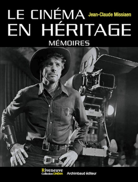 Le cinema en heritage - livre