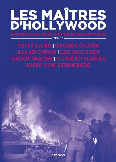 Les maitres dhollywood - entretiens avec Peter Bogdanovich