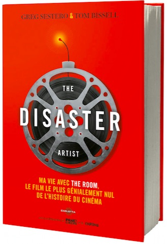 The Disaster Artist - couverture