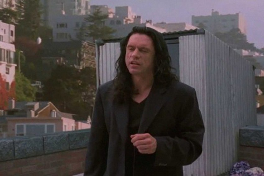 Tommy Wiseau - The Room