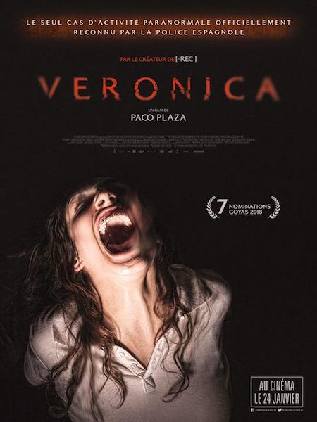 Veronica - affiche