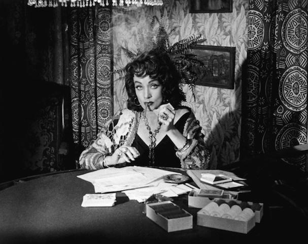 La Soif du Mal - Marlene Dietrich