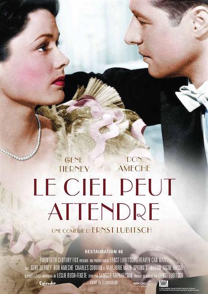 Ressortie / Le ciel peut attendre d'Ernst Lubitsch : critique    CineChronicle
