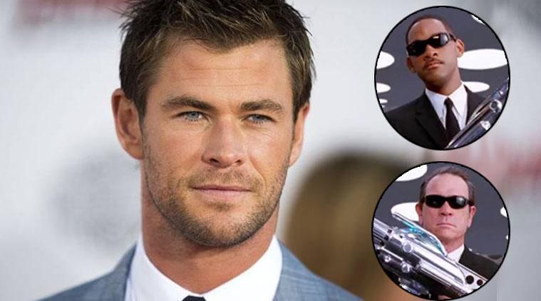 Chris Hemsworth - Men in Black