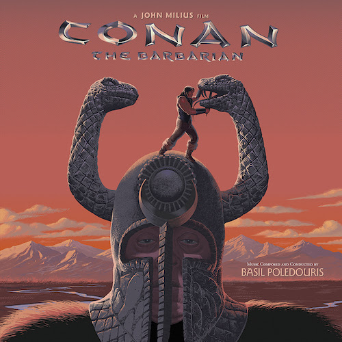 Conan le Barbare - reedition soundtrack