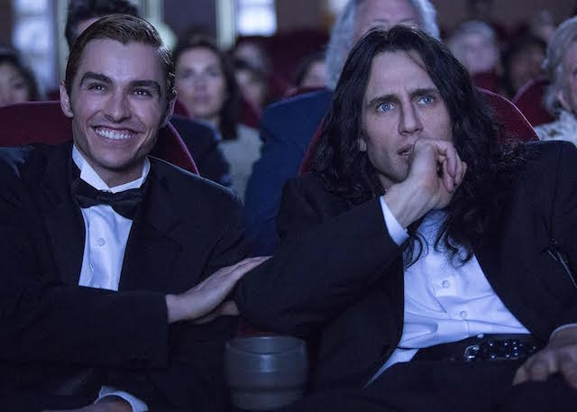 Dave Franco et James Franco - The Disaster Artist