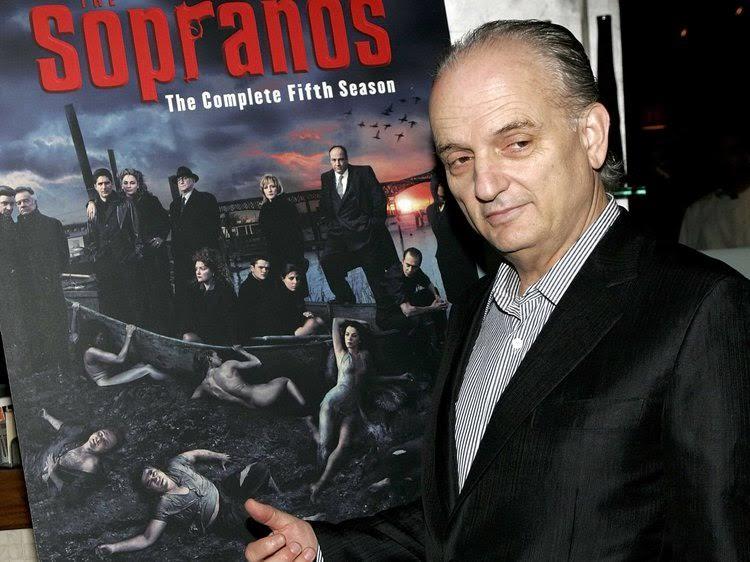 David Chase - Les Soprano