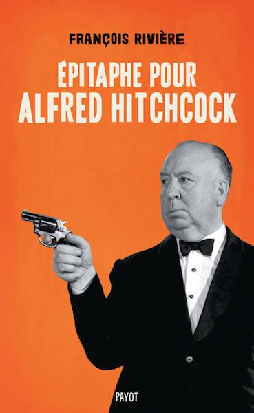 Epitaphe pour Alfred Hitchcock - couverture