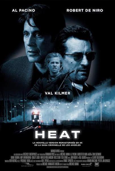Heat - affiche