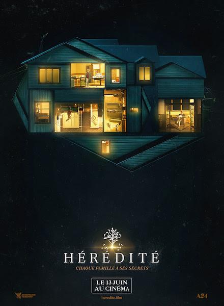 Heredite - affiche