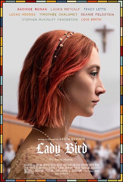 Lady Bird - affiche