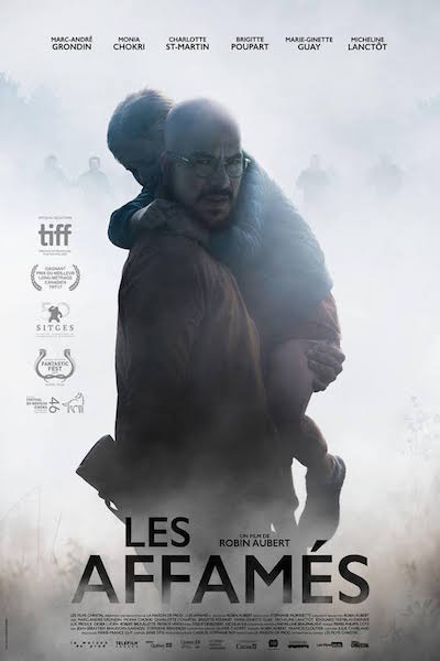 Les affames - The Ravenous - affiche