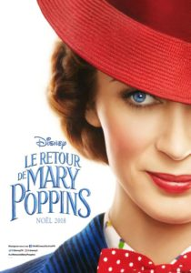 Mary Poppins - affiche