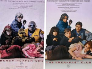 Ready Player One - Breakfast Club