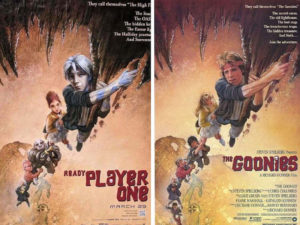Ready Player One - Les Goonies