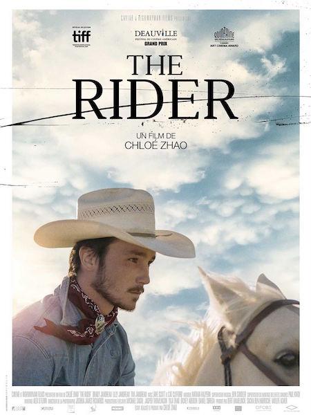 The Rider - affiche