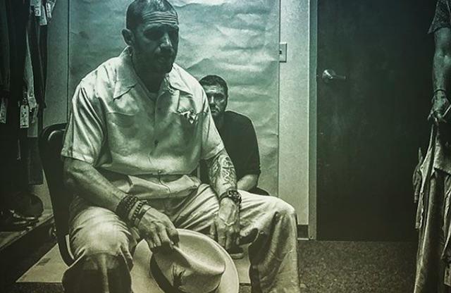 Tom Hardy - Al Capone