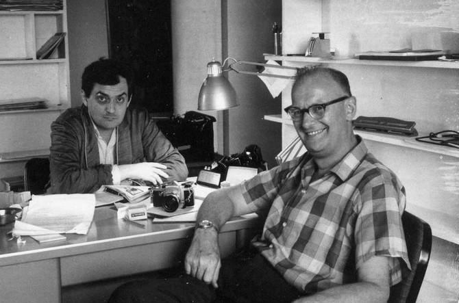 2001- Stanley Kubrick et Arthur C Clarke - Copyright MGM Warner Bros