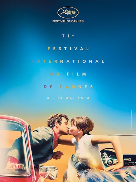 Cannes 2018 - affiche