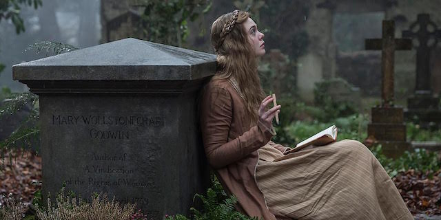 Elle Fanning - Mary Shelley