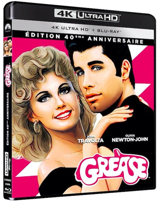 Grease - 40e anniversaire