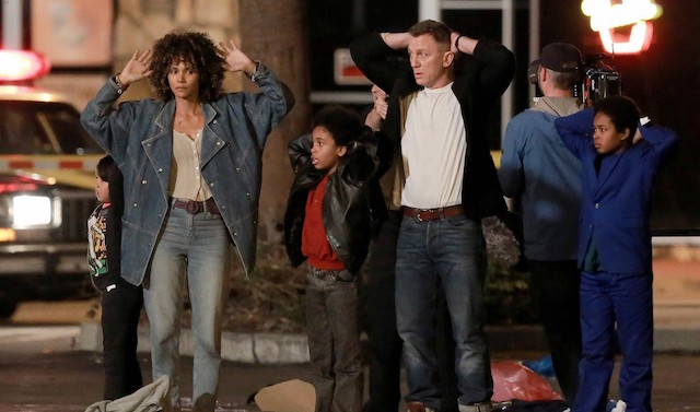 Halle Berry et Daniel Craig -Kings