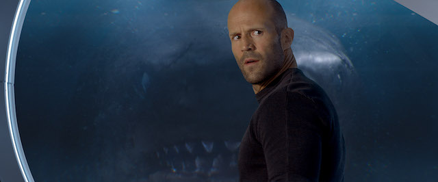 Jason Statham - En eaux Troubles - The Meg