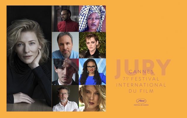Jury Cannes 2018