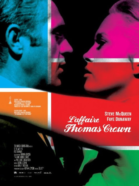LAffaire Thomas Crown - afiche