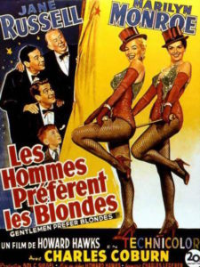 Les Hommes preferent les Blondes - Gentlemen Prefer Blondes