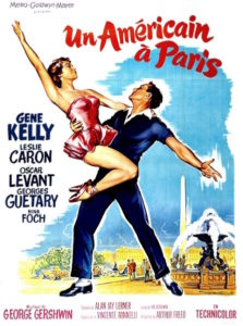 Un Americain a Paris - An American in Paris