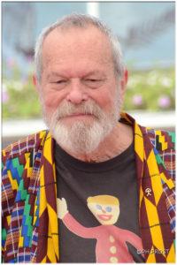 Terry Gilliam pour Lhomme qui tua Don Quichotte