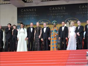 Le Jury 2018 preside par Cate Blanchett