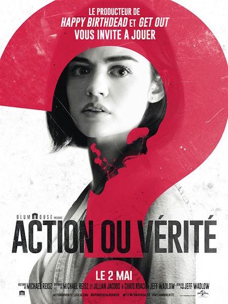 Action ou Verite - affiche