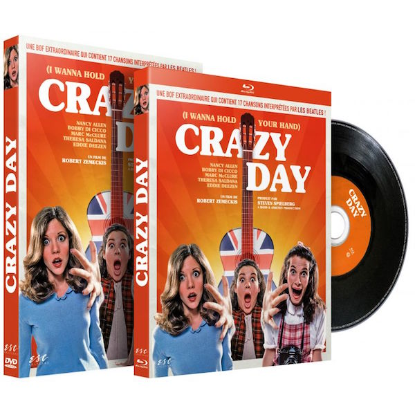 Crazy Day - jaquette