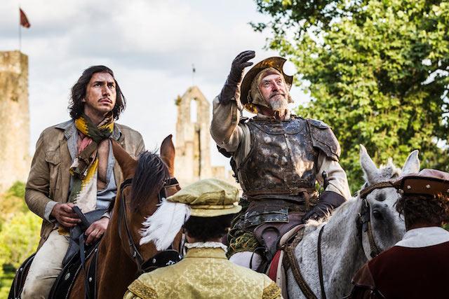 LHomme qui tua Don Quichotte
