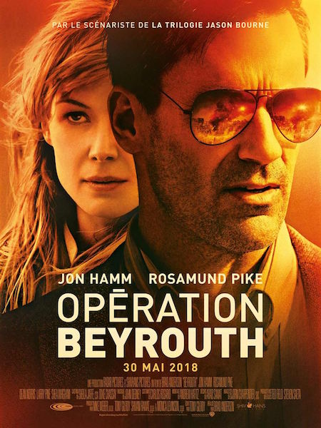 Operation Beyrouth - affiche