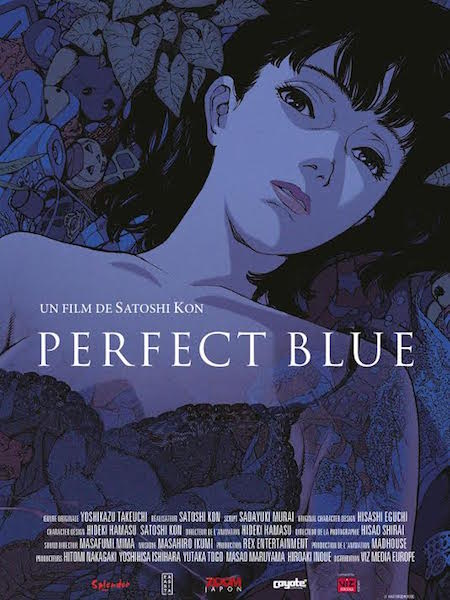 Perfect Blue - affiche