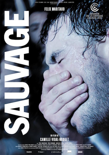 Sauvage - affiche